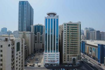 Отель Royal Grand Suite Hotel ОАЭ, Шарджа, фото 1