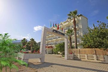 Отель Twins Hotel Турция, Кириш, фото 1