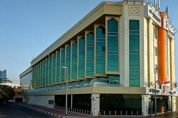 Отель Al Khoory Executive Hotel Al Wasl ОАЭ, Дубай, фото 1