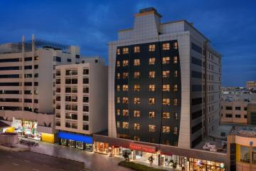 Отель Ramada by Wyndham Dubai Deira ОАЭ, Дубай, фото 1