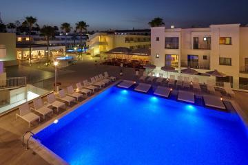 Отель Melpo Antia Hotel & Suites Кипр, Айя-Напа, фото 1