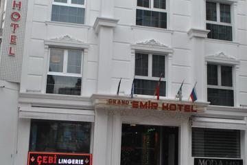 Отель Grand Emir Hotel Турция, Стамбул, фото 1