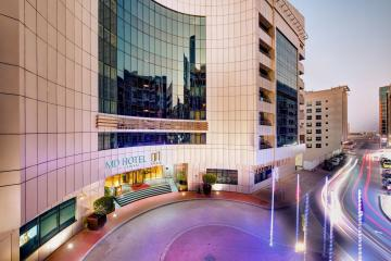 Отель Cassells Al Barsha Hotel ОАЭ, Дубай, фото 1