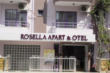 Отель Rosella Apart Hotel Турция, Алания, фото 1