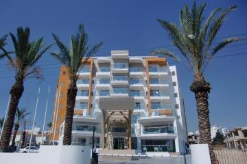 Отель Captain Pier Кипр, Протарас, фото 1