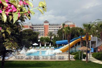 Отель Insula Resort & Spa Турция, Конаклы, фото 1