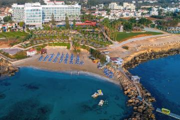 Отель Cavo Maris Beach Hotel Кипр, Протарас, фото 1