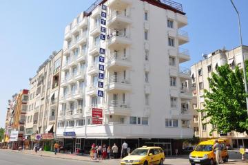Отель Atalla Hotel Турция, Анталия, фото 1