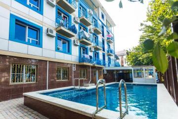 Отель Островок Россия, Анапа, фото 1