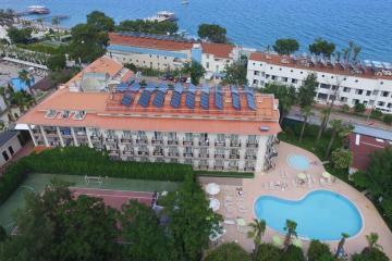 Отель Rios Beach Hotel Турция, Бельдиби, фото 1