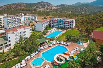 Отель Club Hotel Anjeliq Турция, Конаклы, фото 1