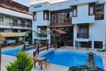 Отель Agon Hotel Турция, Кемер, фото 1