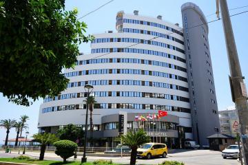 Отель Cender Hotel Турция, Анталия, фото 1