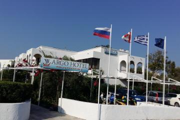 Отель Argo Hotel Греция, о Родос, фото 1