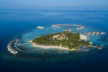 Отель Centara Grand Island Resort & Spa Мальдивы, Ари Атолл, фото 1