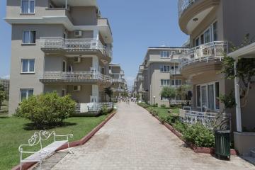 Отель Larissa Holiday Beach Club Турция, Конаклы, фото 1