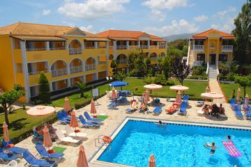 Отель Macedonia Hotel Греция, о Закинф, фото 1