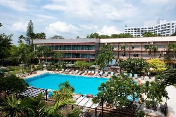 Отель Basaya Beach Hotel & Resort Тайланд, Паттайя Бич Роад, фото 1