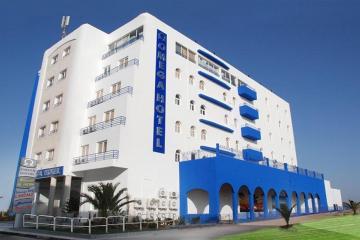 Отель Omega Hotel Марокко, Агадир, фото 1
