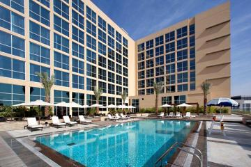 Отель Centro Yas Island Abu Dhabi ОАЭ, Абу Даби, фото 1