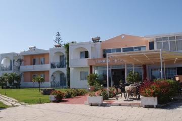 Отель Summer Dream Hotel Греция, о Родос, фото 1