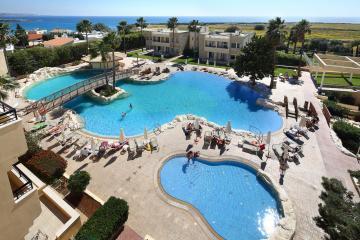 Отель Panareti Coral Bay Resort Кипр, Пафос, фото 1