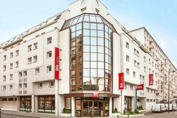 Отель Ibis Paris Alesia Montparnasse Франция, Париж, фото 1