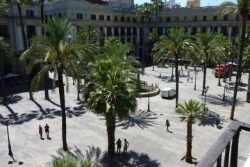 Отель Roma Reial Испания, Барселона, фото 1