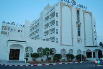 Отель Jinene Тунис, Сусс, фото 1
