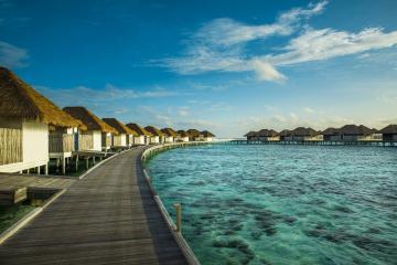 Отель Maalifushi by COMO Мальдивы, Мале, фото 1
