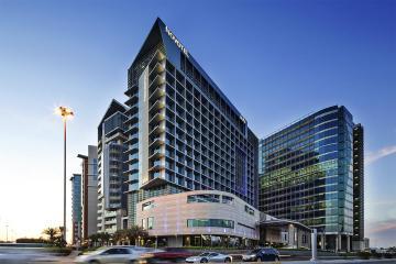 Отель Novotel Abu Dhabi Al Bustan ОАЭ, Абу Даби, фото 1