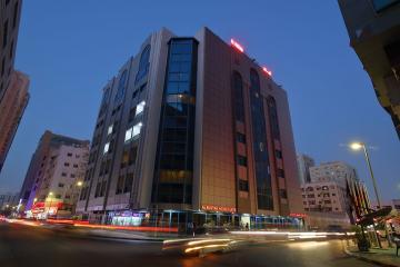 Отель Al Bustan Hotel Flats ОАЭ, Шарджа, фото 1