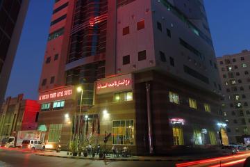 Отель Al Bustan Tower Hotel Suites ОАЭ, Шарджа, фото 1