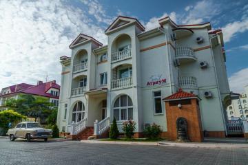 Отель AtriuM King`s Way Россия, Севастополь, фото 1