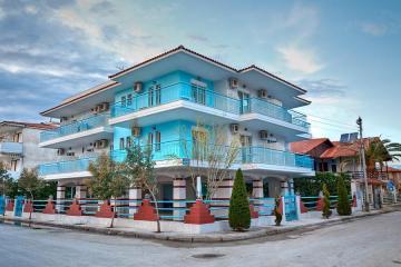 Отель Melissanthi Hotel Греция, Халкидики-Кассандра, фото 1