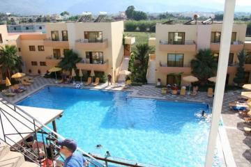 Отель Kavros Garden Греция, о. Крит-Ханья, фото 1