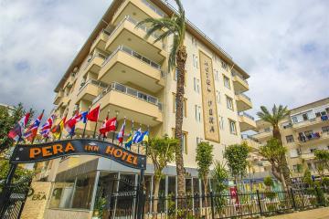 Отель Pera Hotel Alanya Турция, Алания, фото 1