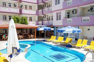 Отель Victoria Princess Hotel & Apart Турция, Сиде