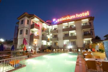 Отель Selenium Hotel Турция, Сиде, фото 1