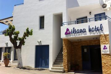 Отель Iliana Hotel Греция, о. Крит-Ретимно, фото 1