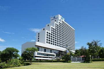 Отель Cholchan Pattaya Resort Тайланд, Наклуа, фото 1