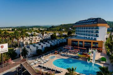 Отель Throne Beach Resort & Spa Турция, Кизилот, фото 1