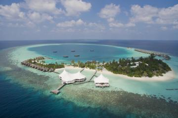 Отель Safari Island Resort & Spa Мальдивы, Ари Атолл, фото 1