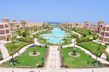 Отель Jasmine Palace Resort & Spa Египет, Сахль-Хашиш, фото 1