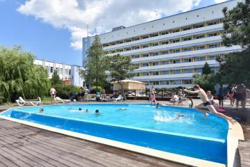 Отель Москва-Крым санаторий Россия, Керчь, фото 1