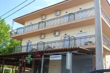 Отель Adonis (Kriopigi) Греция, Халкидики-Кассандра, фото 1