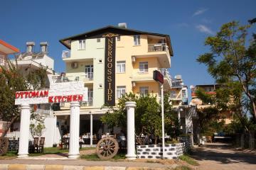 Отель Nergos Side Турция, Сиде, фото 1