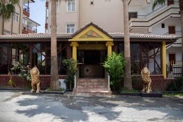 Отель Sun Side Family Hotel Турция, Кумкой, фото 1