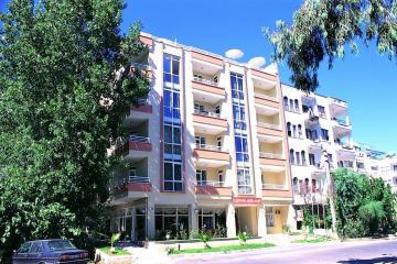 Отель Kleopatra Aytur Apart Hotel Турция, Алания, фото 1