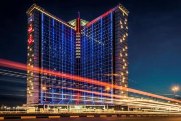 Отель Novotel Fujairah Hotel ОАЭ, Фуджейра, фото 1